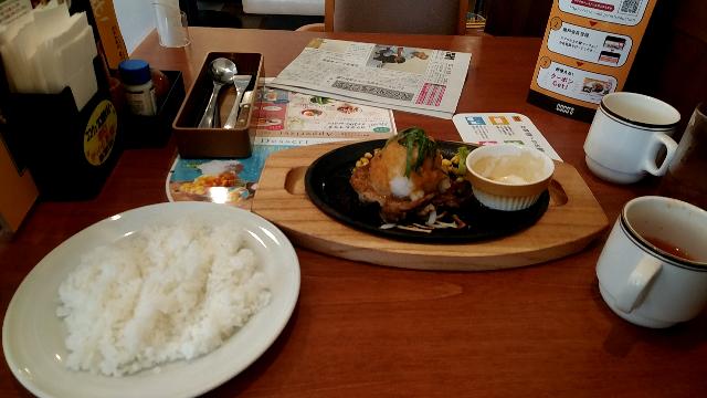 この昼食を見てどう思いますか