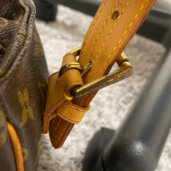 こちらの金具はリペア対象でしょうか? バッグの金具になります。 ルイヴィトン