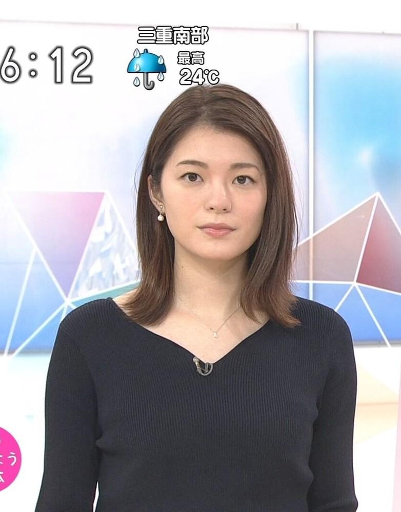 質問です。 1.おはよう日本の川崎理加アナ、黒のトップスは素敵でしたか? 2.今朝の可愛さ度は如何でしたか(100点満点で)? (◆danさん用◆)