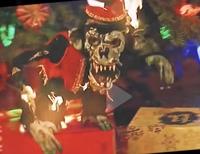 TikTokで見つけたんですが、海外映画で、おもちゃ達が次々と動き出して襲ってくる映画なんですが、タイトルが分かりません。 シンバルモンキーみたいな猿や、クリスマスツリーが襲ってきたりします。 シンバルモンキーは燃やされて、クリスマスツリーは女の子が斧で壊します。  どれだけ調べても見つかりませんでした。 知ってる方がいらっしゃいましたら教えて下さい。