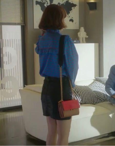 韓国ドラマ「力の強い女トボンスン」のトボンスンが着用しているバッグはどの商品かわかる方教えて欲しいです 画像が見にくくてすみません