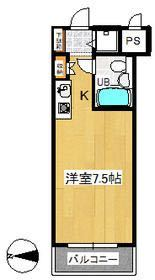 シングルベッドの配置で悩んでいます 画像右下にテレビ端子があります 2人がけソファ、ハンガーラック、3段衣装ケース、テレビ台、2ドア冷蔵庫を室内に置く予定です どうかお知恵を拝借したく、よろしくお願いいたします