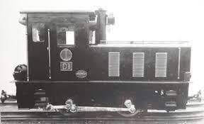 これは朝鮮鉄道のDというディーゼル機関車(1932)ですが、機械式ですか?