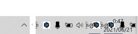 Windows10のタスクバーの表示がおかしくなります。アイコンが重なるようになったり、右側が消えたりします。 再起動やアイコンキャッシュの再構築などの対処もしてみたのですが、あまり効果がないです。タスクバーの大きさを変えても意味がありません。どうしたらよいでしょうか。