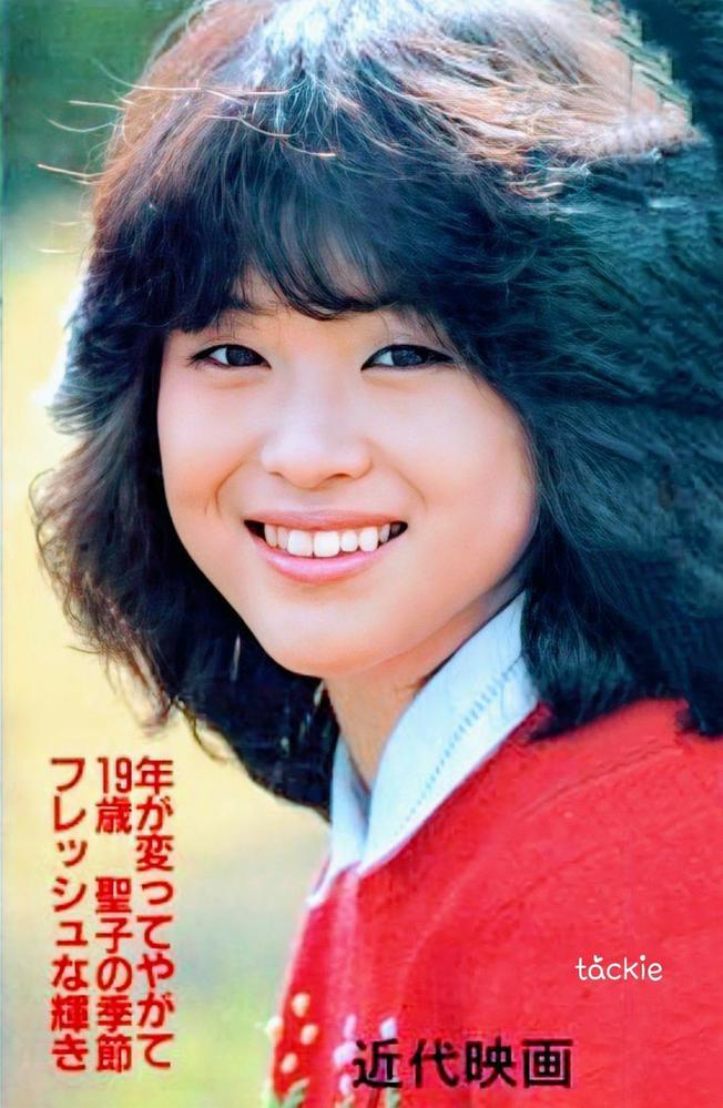 松田聖子の歌は泣かないですか?泣けないですか?