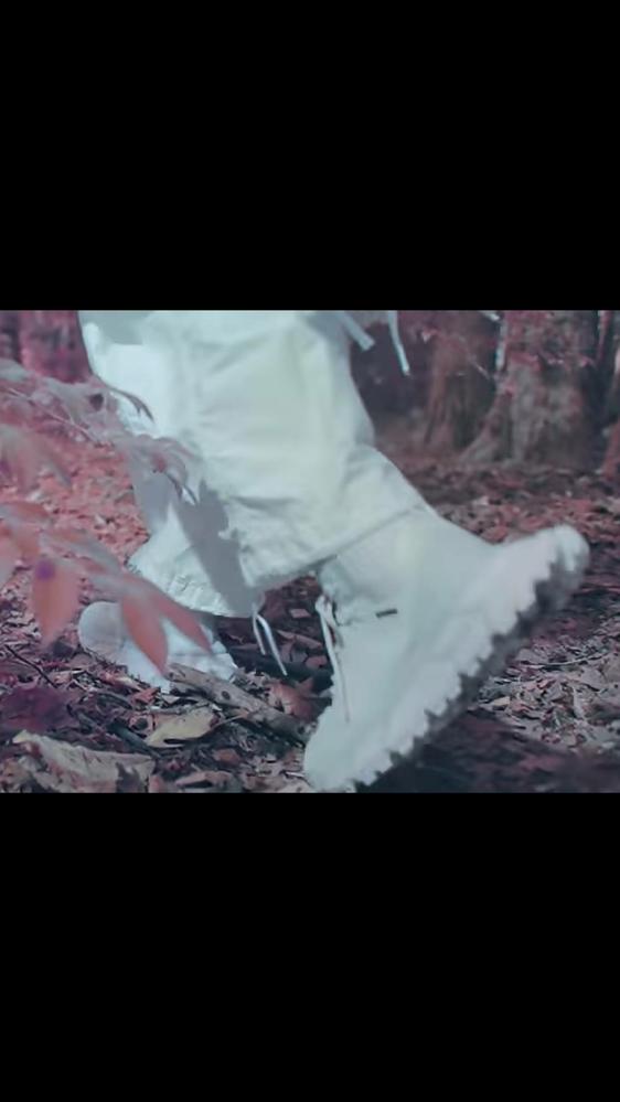 RADWIMPSの鋼の羽根のMVで野田洋次郎さんが履いているようなかかとが突っ張っている様なスニーカーは何と調べれば出てきますか? 知ってる方教えて下さい。