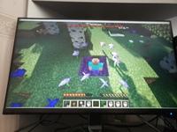 Minecraft 1.16.5で黄昏の森というMODを導入しているんですが、ポータル開くんですが入っても何も反応しません。なぜかわかる人いますか。 ちなみに黄昏の森以外にもMODは結構入れてます。MODが重なったらダメとかあるんでしょうか。 あと黄昏の森を導入してからMinecraftの1.16.5forge(黄昏の森 その他数十個MODが入っている)を開くとOptifineがなんちゃらと...