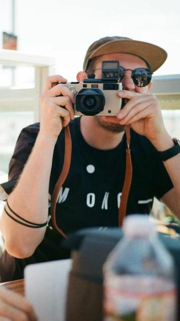 この↓カメラの名前を教えて下さい