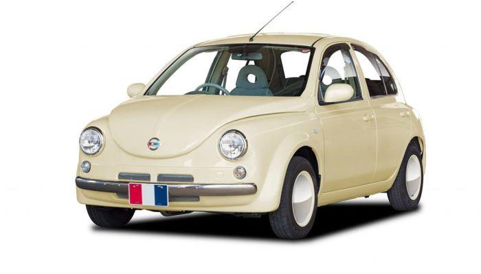 この車なんて名前ですか?