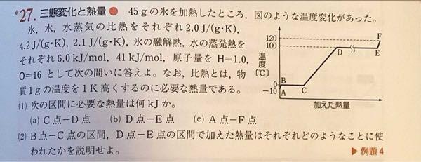 この問題を教えてください! 高2化学です。