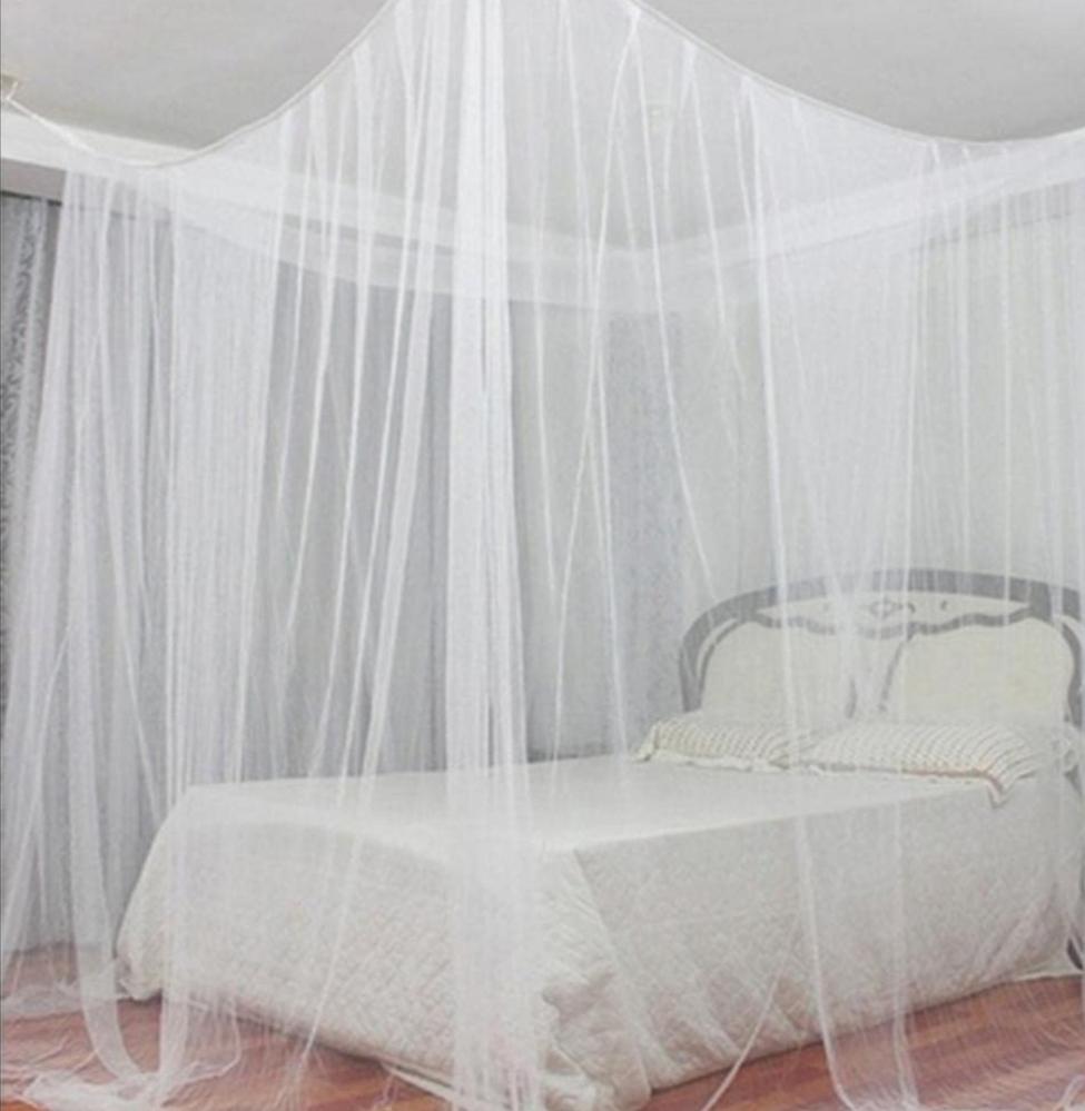 蚊帳を買うのですが、開閉部分がある蚊帳は重なっているだけでその隙間から蚊は入ってこれないのでしょうか?