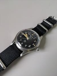 ひょんなことから手に入れた腕時計なんですが、これってIWCのマーク11なんでしょうか?