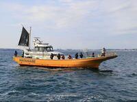 釣り船では、集合〜出船まで何をして過ごしている人が多いでしょうか? 前に船釣りしに行った時、集合しているが、出船まで船に乗らず、何かしていた?人が多かったので、気になります