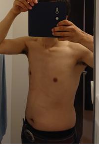 アラフォー男です。 腹周りのだらしなさが目立ってきました。  腹筋毎日と食事制限で何ヵ月で締まってきますでしょうか?  腹筋ではだめでしょうか?  175cm、72キロです。