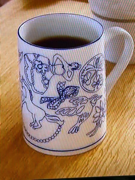 ドラマ リコカツで使用されていたマグカップです。 ブランド名など、この商品についてご存知の方が...