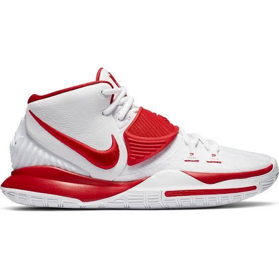 ナイキのバスケットシューズ カイリー 6の赤色を普段履き(外履)はおかしいですか? ご意見お願いします。