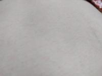 女子高生のお腹の毛です。めっちゃ毛深くないですか?
