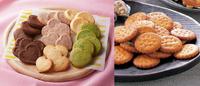クッキーとビスケットとでしたら 貴方はどちらのお菓子の方が好きですか?