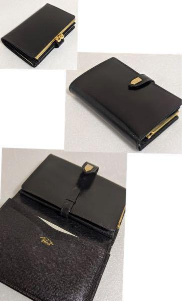 ヴィンテージのGUCCIの財布なのですが、古臭いですか? 人とは被らない上質な物を探しているのですが… 地味すぎますかね? 当方、35歳の女性です。