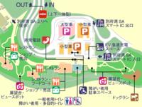 大分自動車道の別府湾SAは立命館アジア太平洋大学(APU)に近いので同大学生の駐車も多いのですか?