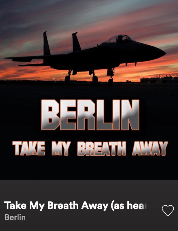 80年代洋楽 ベルリンは1発屋だったのですか?