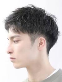 これはツーブロですか? またもしそうなら、ツーブロ無しでこんな髪型に出来ますか?