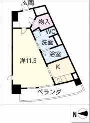 画像の部屋に転居を検討しています。 レイアウトなど参考にしたいのでよろしくお願い致します。 「必要な家具」 ベッド チェスト TV台 TV ソファ(2人がけ) テーブル(4人対応) 冷蔵庫等は...