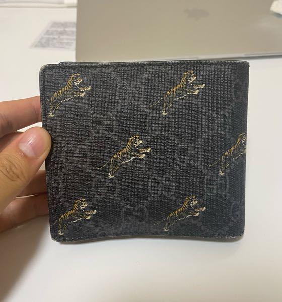 21歳男子大学生 同年代の女の子に質問です! この財布を使っているとどんな印象ですか? バイト代を貯めて公式サイトで購入しました!