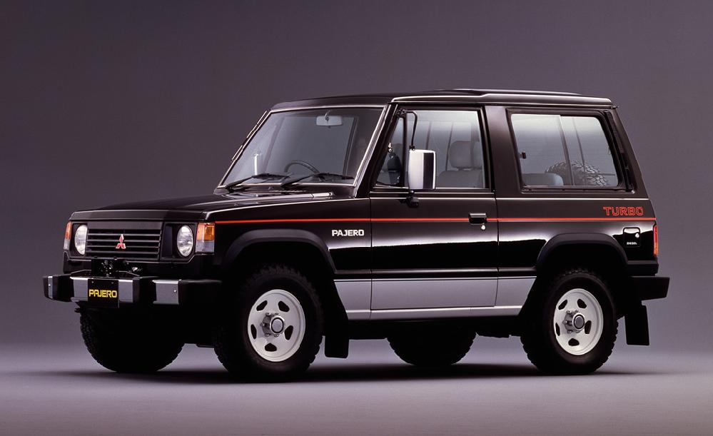 三菱パジェロはどのような車でしたか?