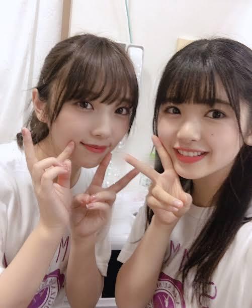 乃木坂46の与田祐希さんと筒井あやめさん、 どちらが好きですか?