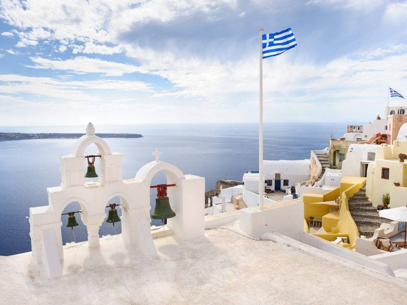 ギリシャの食べ物と聞いて、思い浮かぶものは何ですか?