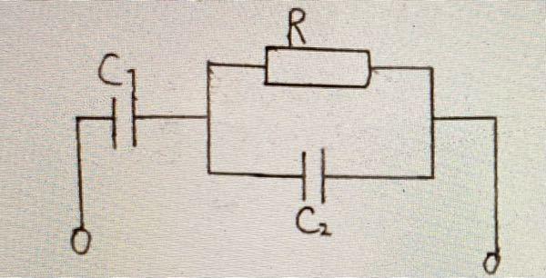 電気回路のインピーダンスについて質問です。 この回路の合成複素インピーダンスはどうやって求めますか?