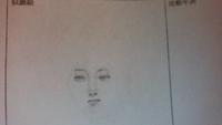 似顔絵ってどこまで描いたら完成なんですか?
