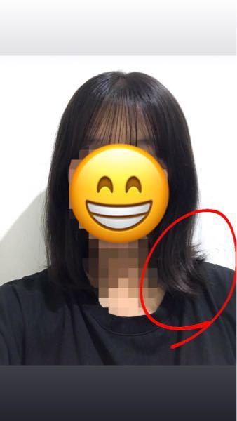右側の毛先がとても外ハネになります。 ストレートアイロンをしても治らないです 何か方法はありますか?