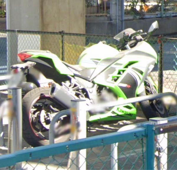 これはカワサキのなんのバイクですか?