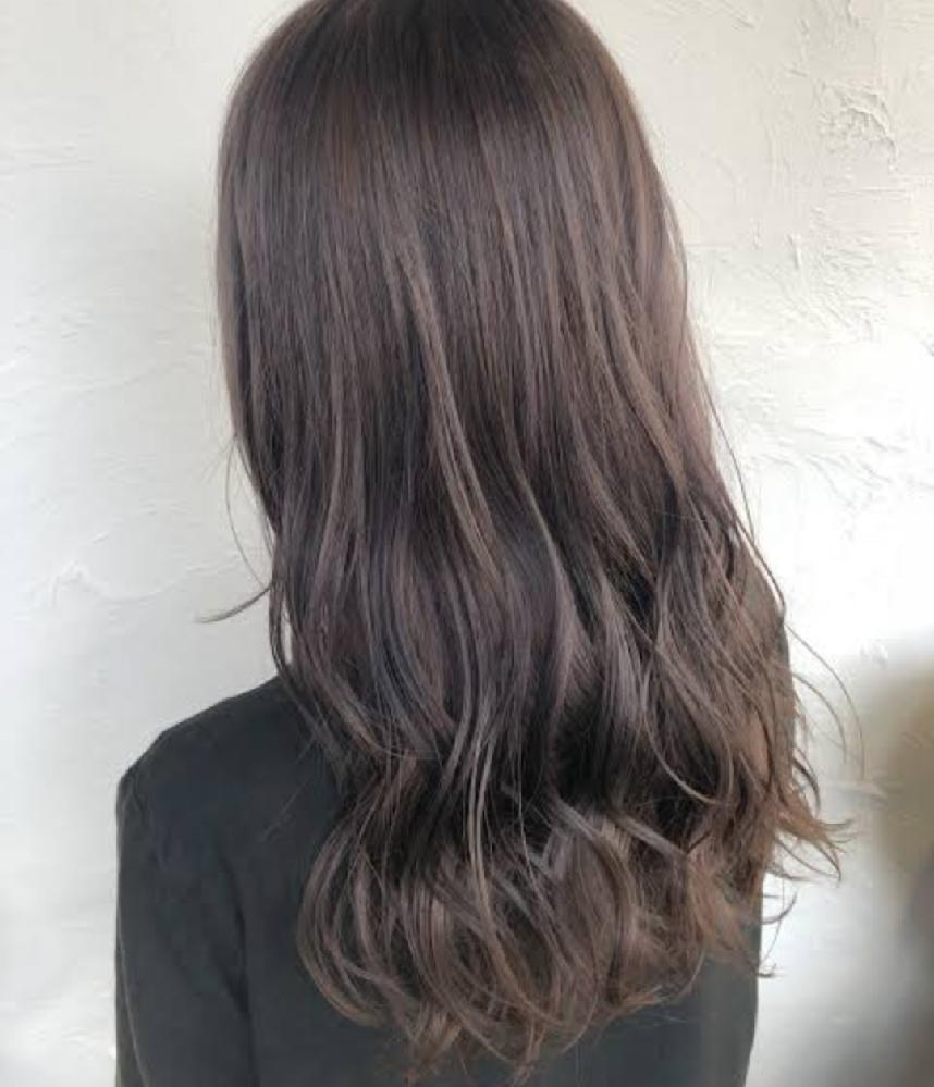 この髪色はなんという名前ですか?