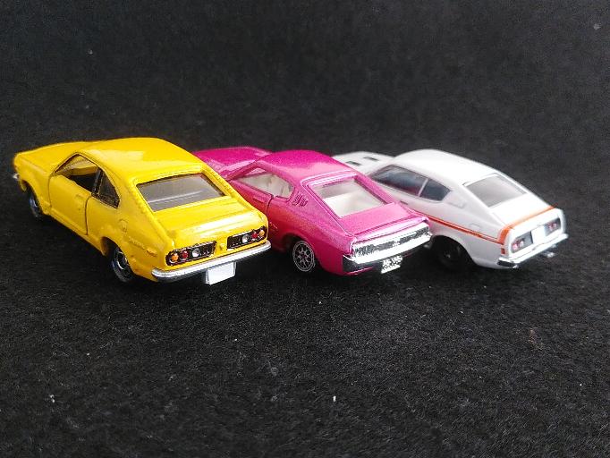 日本車黎明期のファーストバック御三家の中でギャランGTOはモータースポーツには参戦していなかったのですか。