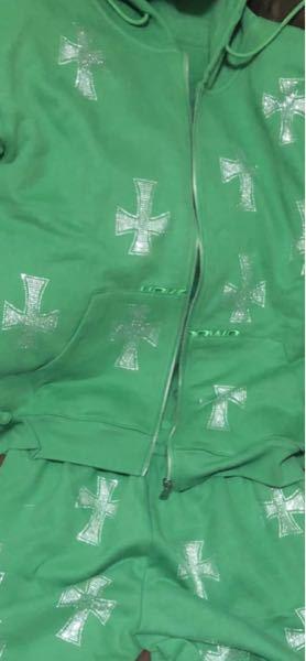 この服のブランドを教えてください。