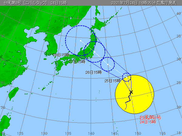 週明けにかけて台風8号が関東に近づいています。 この進路予想だと17:15羽田発福岡行きの飛行機へ影響はあるでしょうか? 少しの揺れでも苦手なので気になっています。