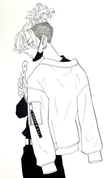 質問です 東京卍リベンジャーズの千冬の髪型ってなんですか? 髪を上げるとこんな感じ↓