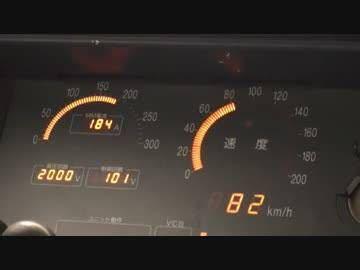 681系の速度計はなぜ200まであるんですか?