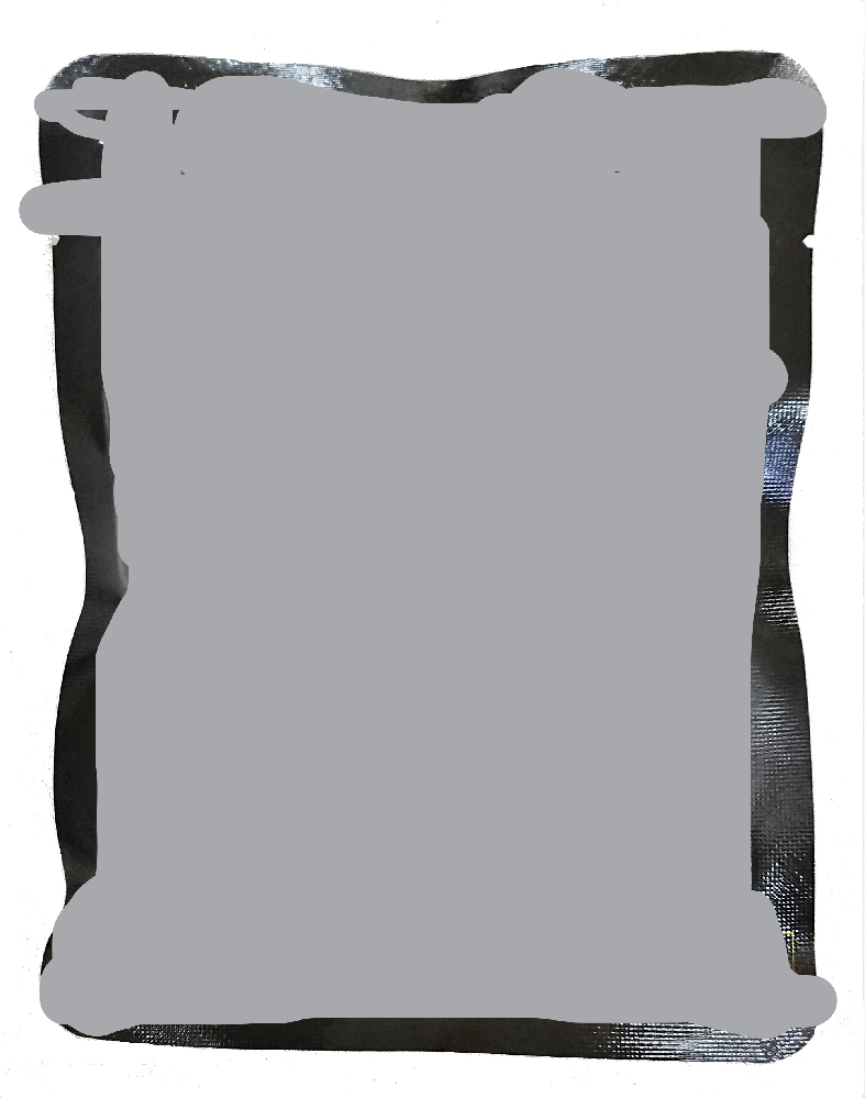 フォトショップで、 このような、カレーなどの、レトルトパック をきれいな長方形に近い形に画像補正する場合、 どの様にするのが、1番いいですか?