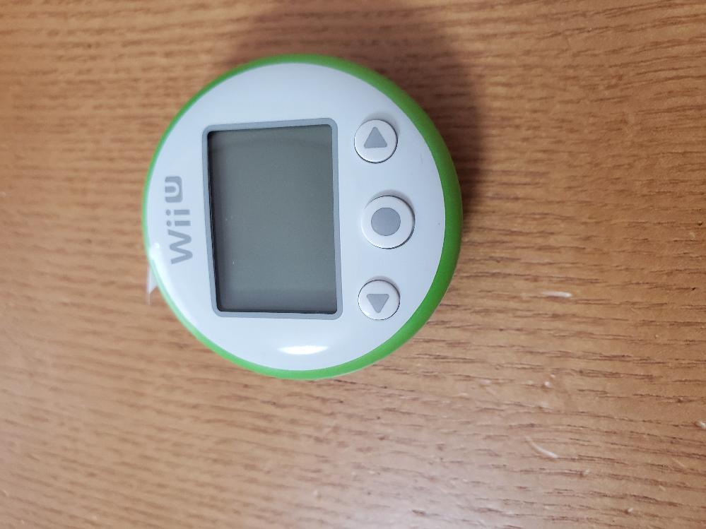 Wiiについていた、これは何ですか?