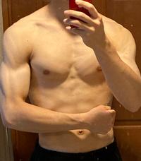 これ筋肉ですか
