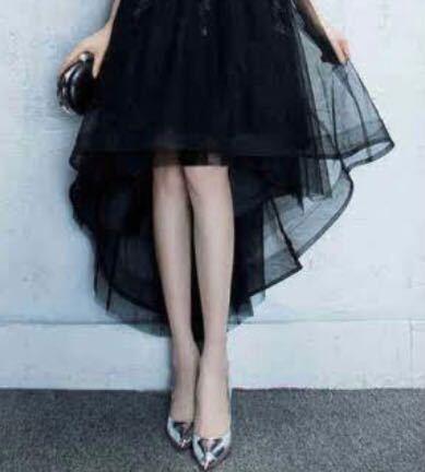 スカートの部分がこんな感じになっているドレスの種類の名前があったら教えてください!