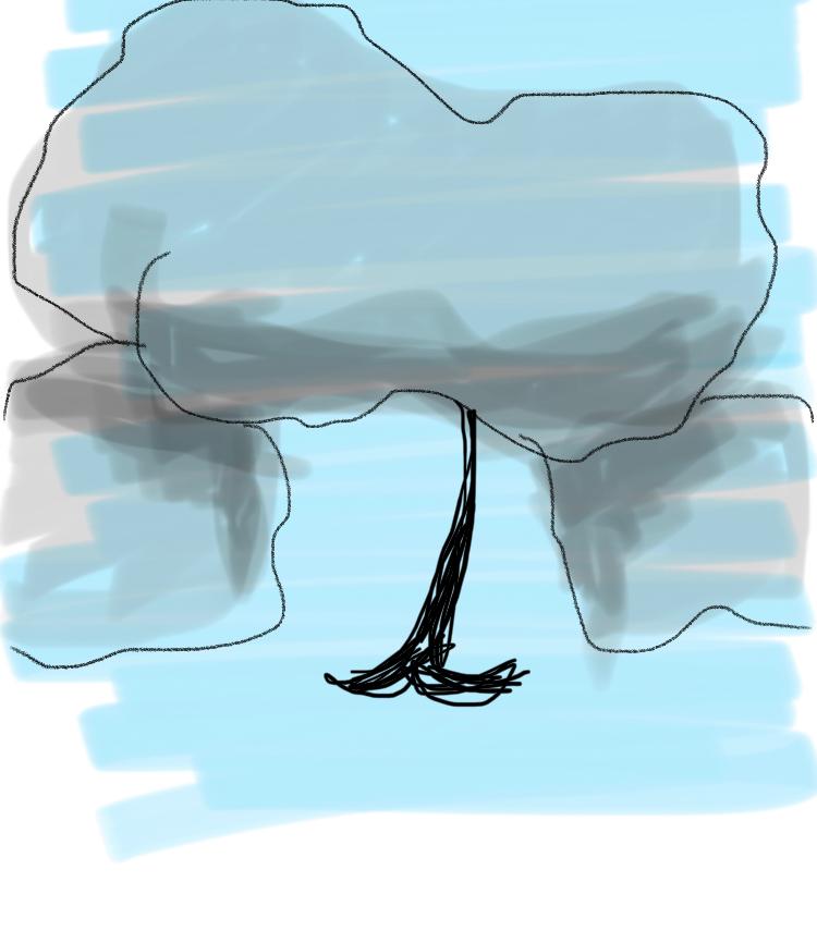海水水槽 ライブロックに住み着いている生物? について質問があります。 海水水槽を立ち上げ一週間が経ちました。 本日出先から帰ってきた際に 見たことのない生物を見かけ どういった生物なのか興味があり 質問することにしました。 ▶︎ライブロックの死角から黒くて 細長い触手のようなものが垂れていました 先は二股に分かれており、鉤爪のように なっていました(画像参照) ▶︎照明を付け、目を離した数秒で いなくなりました。 ▶︎全長4〜5センチほどだったかと思います。 以上です。 非常に少ない情報ですが 思い当たる生物がいれば 教えていただきたいです。 よろしくお願いいたします