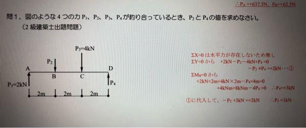 力学の問題の解答なんですが間違ってませんか? 最近この分野の勉強を始めたので初歩的な問題ですがご返答お待ちしております。