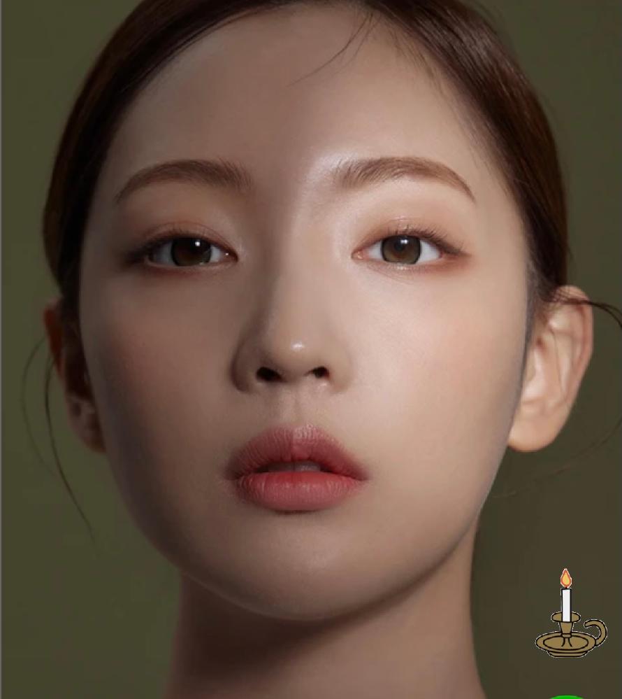 ハパクリスティンという韓国系カラコンのモデルの方なのですが、この方のお名前わかる方いらっしゃいますか?