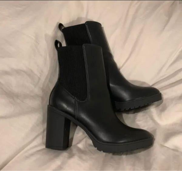 今の季節、このブーツおかしいですよね?