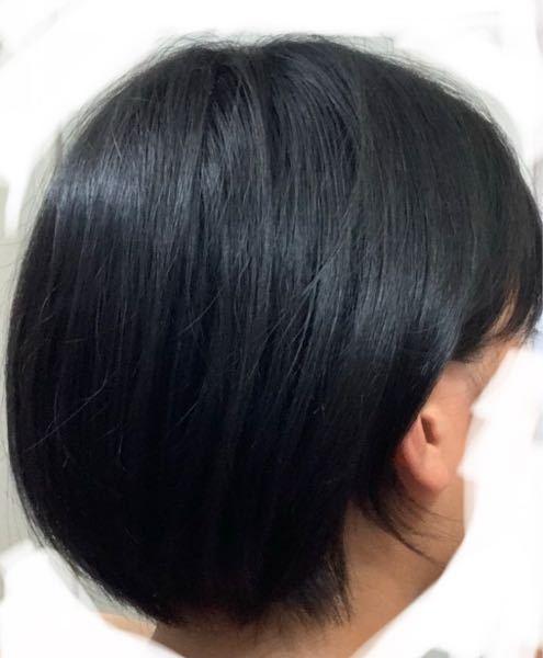 美容師さんに質問です このくらいの髪の長さで梳いてもらうことはできるでしょうか?